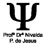 Profª Drª Nivalda P. de Jesus Logo